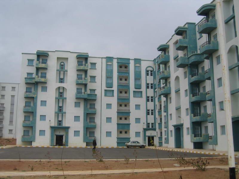 阿尔及利亚住房项目